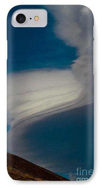 Gods Frosting Phone Case by Mitch Shindelbower