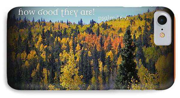 God's Gifts Phone Case by Michelle Frizzell-Thompson