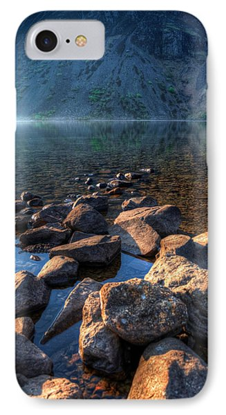 Going For A Swim Phone Case by Svetlana Sewell