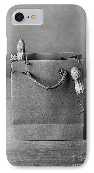 Going Shopping 01 IPhone Case by Nailia Schwarz