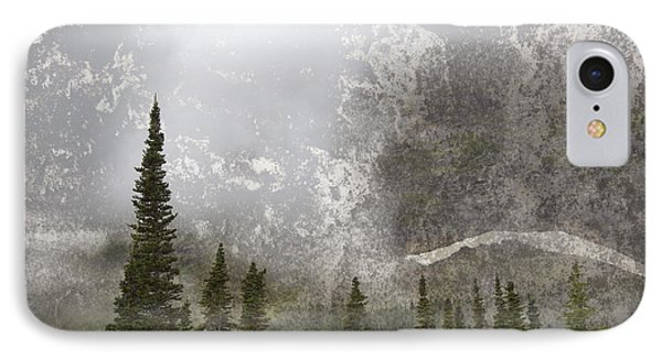 Going To The Sun Road Phone Case by John Stephens