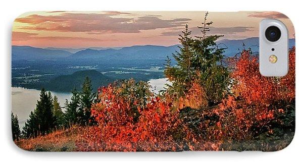 Gold Hill Sunset IPhone Case by Albert Seger