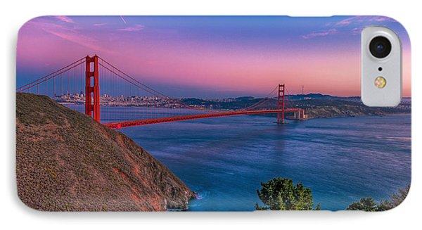 Golden Gate Bridge Phone Case by Eyal Nahmias