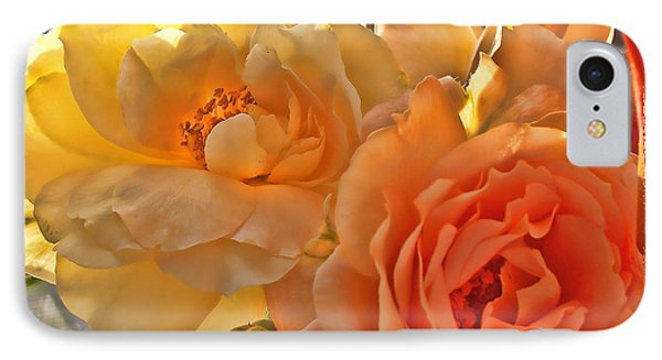 IPhone Case featuring the photograph Golden Light by Debbie Portwood