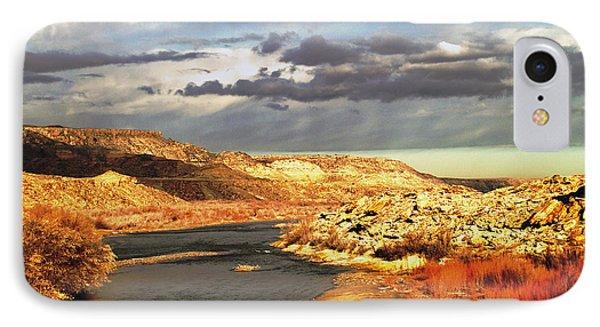 Golden San Juan River IPhone Case