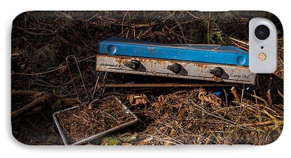 Gone Camping Phone Case by John Farnan