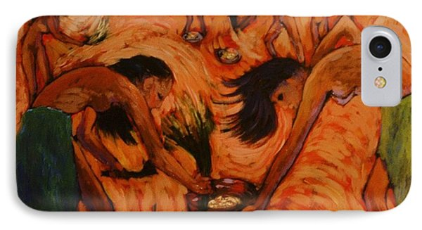 Good Harvest IPhone Case by Charles Munn