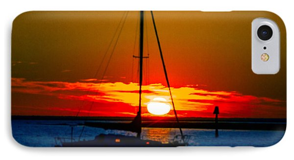 IPhone Case featuring the photograph Good Night by Shannon Harrington