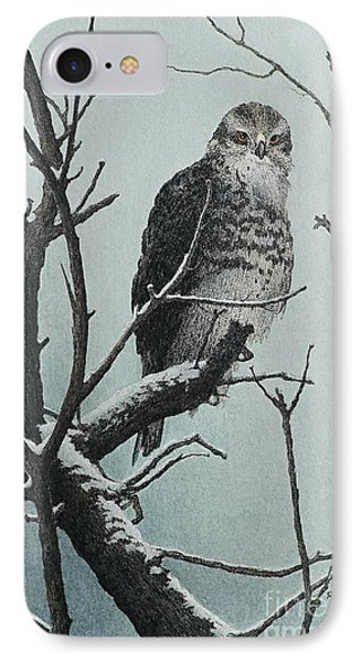 Goshawk IPhone Case