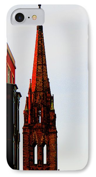 Gothic Spire Phone Case by Marie Jamieson