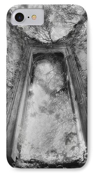 Gothic Window IPhone Case by Simon Marsden