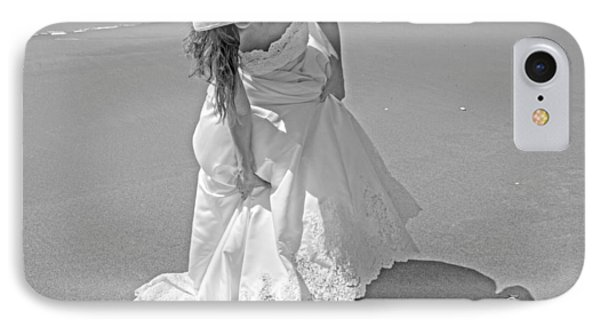 Gown Gathering IPhone Case by Betsy Knapp