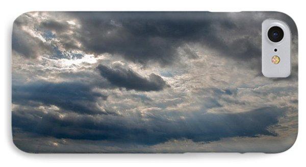 Gozo Skies Phone Case by Eric Tressler