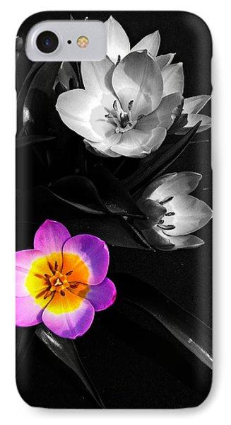 Grabbing The Spotlight IPhone Case