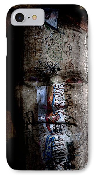 Graffiti Phone Case by Christopher Gaston