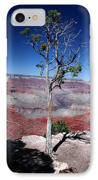 IPhone Case featuring the photograph Grand Canyon Number Two by Lon Casler Bixby