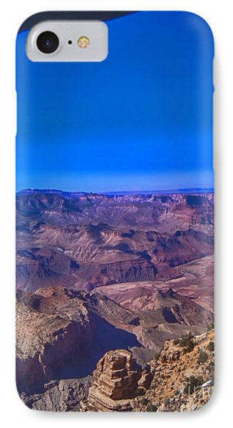 Grand Canyon Overlook Phone Case by Jeremy Linot