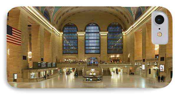 Grand Central Terminal I Phone Case by Clarence Holmes