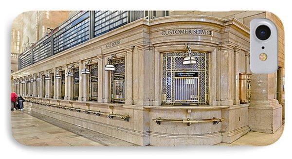 Grand Central Terminal Phone Case by Susan Candelario