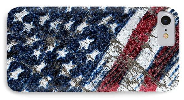 Grand Ol' Flag Phone Case by Bill Owen
