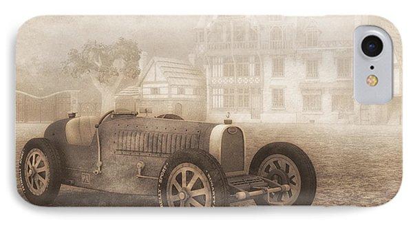 Grand Prix Racing Car 1926 Phone Case by Jutta Maria Pusl