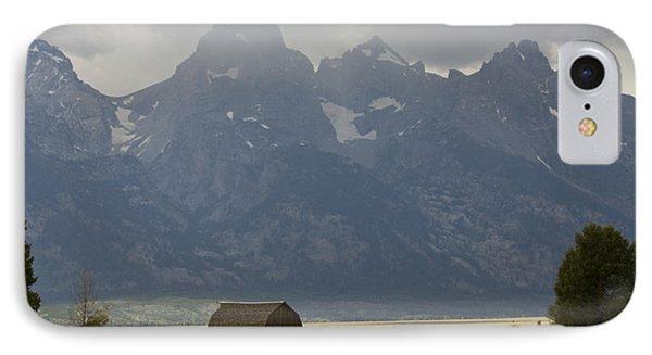 Grand Tetons Jackson Wyoming IPhone Case by Dustin K Ryan