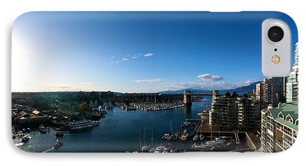IPhone Case featuring the photograph Grandville Island In Yaletown Bc by JM Photography