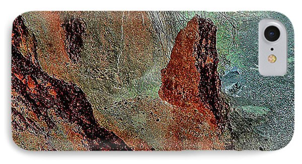 IPhone Case featuring the photograph Grape Creek by Louis Nugent