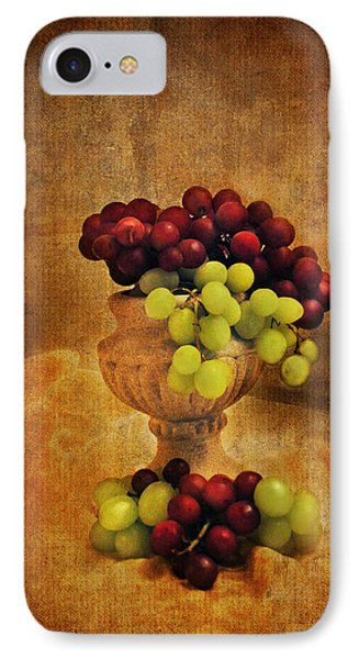 Grapes Phone Case by Jai Johnson