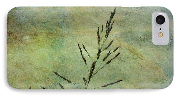 Grass Stem Phone Case by Judi Bagwell