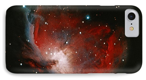 Great Nebula In Orion Phone Case by Science Source