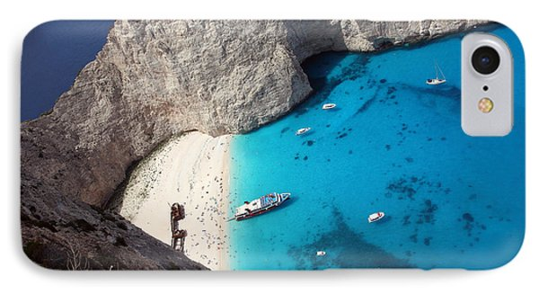 IPhone Case featuring the photograph Greece by Milena Boeva