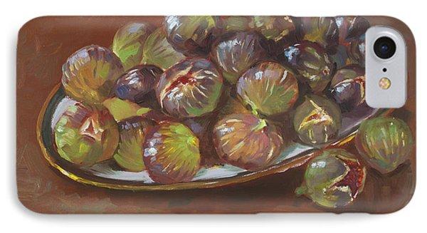 Greek Figs Phone Case by Ylli Haruni