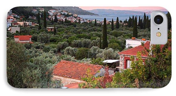 Greek Village  Phone Case by Emmanuel Panagiotakis