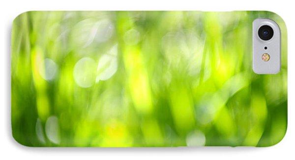 Green Grass In Sunshine Phone Case by Elena Elisseeva