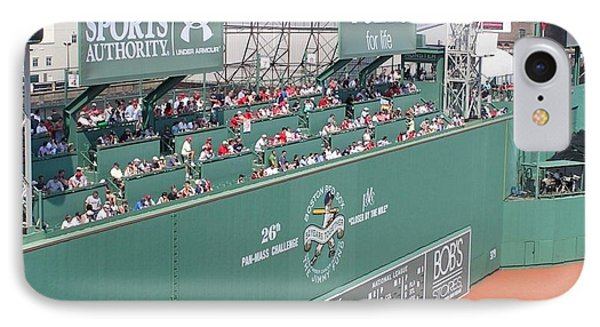Green Monster Phone Case by Kevin Fortier