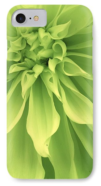 Green Sherbet IPhone Case by Bruce Bley