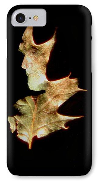 Greenman Phone Case by Arla Patch