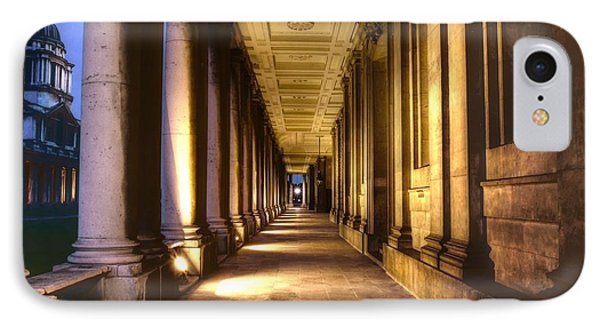 Greenwich Royal Naval College  IPhone Case