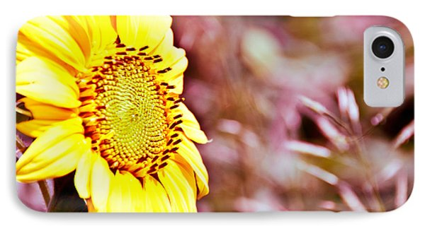 IPhone Case featuring the photograph Greeting The Sun. by Cheryl Baxter