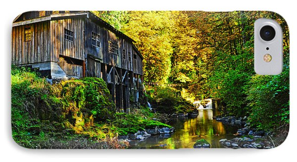 Grist Mill IPhone Case by Jim Boardman