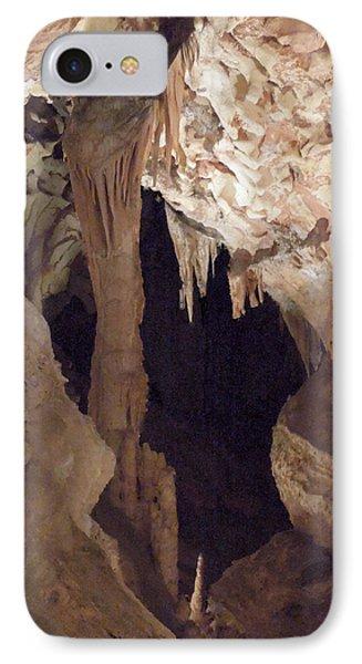 Grotte Magdaleine Region Ardeche France Phone Case by Colette V Hera  Guggenheim