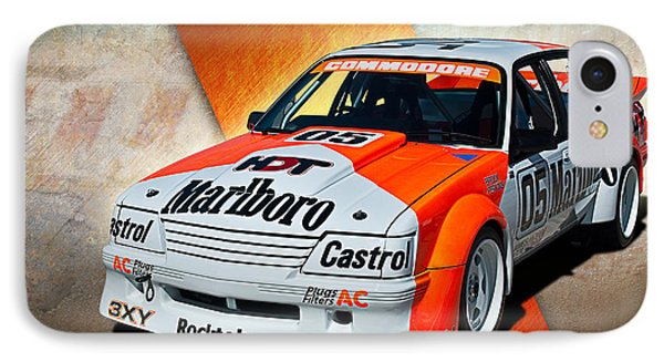 Group C Vk Commodore Phone Case by Stuart Row
