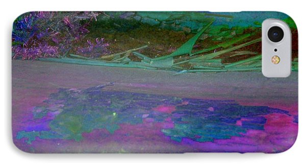 IPhone Case featuring the digital art Grow by Richard Laeton