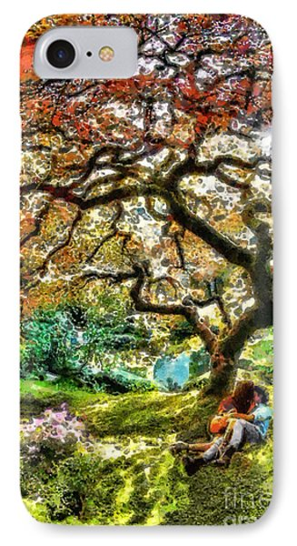 Growing IPhone Case by Mo T