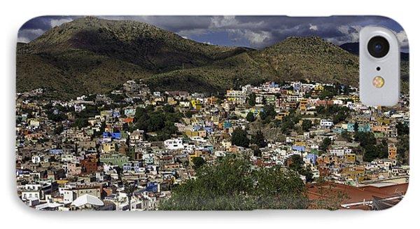 Guanajuato Vista No. 1 IPhone Case by Lynn Palmer