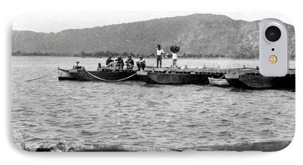 Guanica Harbor - San Juan - Puerto Rico - C 1899 Phone Case by International  Images