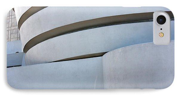 Guggenheim Museum Phone Case by David Bearden