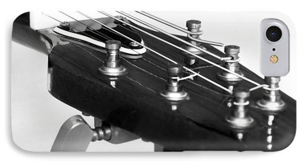 Guitar Phone Case by Svetlana Sewell