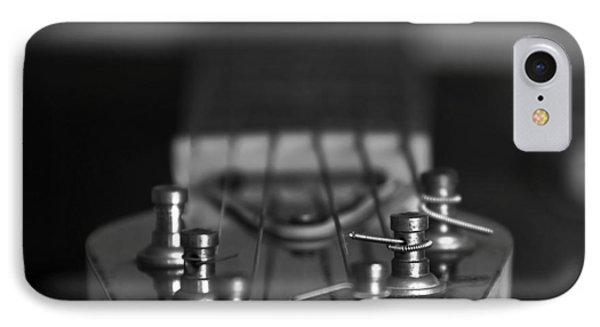 Guitar01 Phone Case by Svetlana Sewell